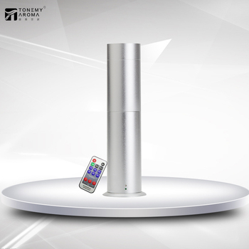 Remote Control Desktop/Stand-Free Scent Diffuser, Fragrance Dispenser