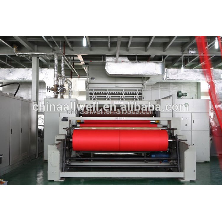 High Stability Competitive price non-woven machine costs