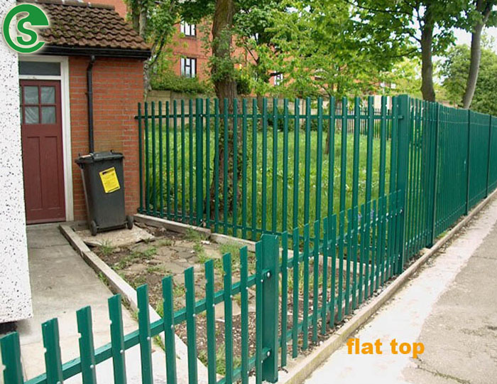 Heavy Duty 10ft Hot Dipped Galvanized Security D Section ...