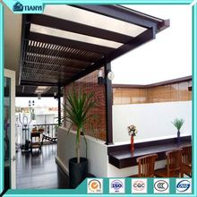 Lexan Polycarbonate Roof Awnings For Window