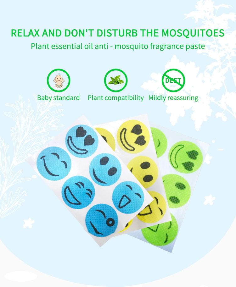 2019 trending productos sticker antimosquitos tiger balm mosquito repellent patch