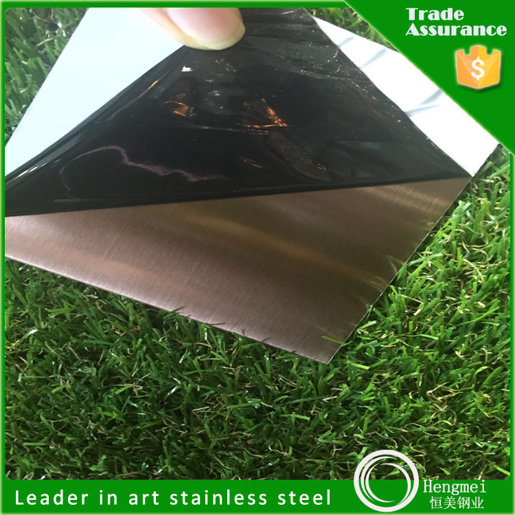 China Suppliers 304 Hairline Stainless Steel For Construction ...