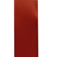 Custom Printed Bias Tape Wholesale Red 6 inch Single Face Satin Ribbon