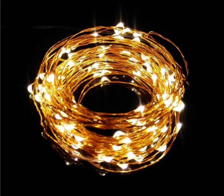 Led String Lights Starry String Light Copper/silver Wire Vines ...