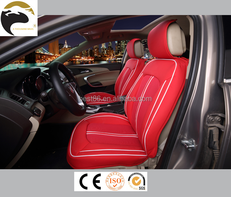 China Leather Car Seat Covers Design Manufacturers And Suppliers On Alibaba