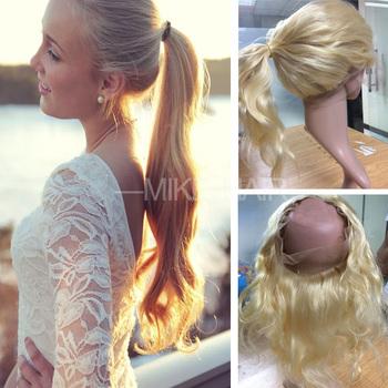 360 Human Hair Lace Frontal For White Women 5fc27e84b