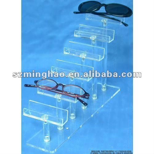 Acrylic eyeglasses / Sunglasses display Racks