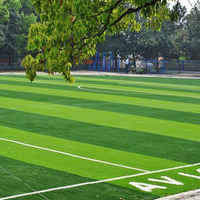 Soccer Grass Carpet Outdoor For Soccer Pitch