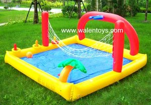 kiddie swimming pool