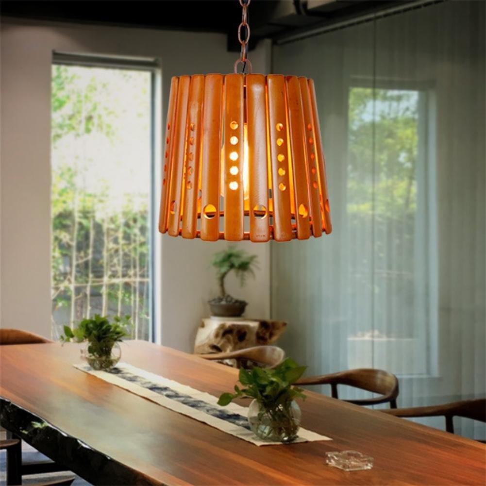 GLX Southeast Asia chandeliers, bamboo chandeliers, antique glass chandeliers 26CM 85CM