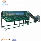 Garlic processing line/Garlic clove breaking & sorting machine