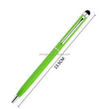 Promotional High Quality Slim Cross Metal Pen with logo