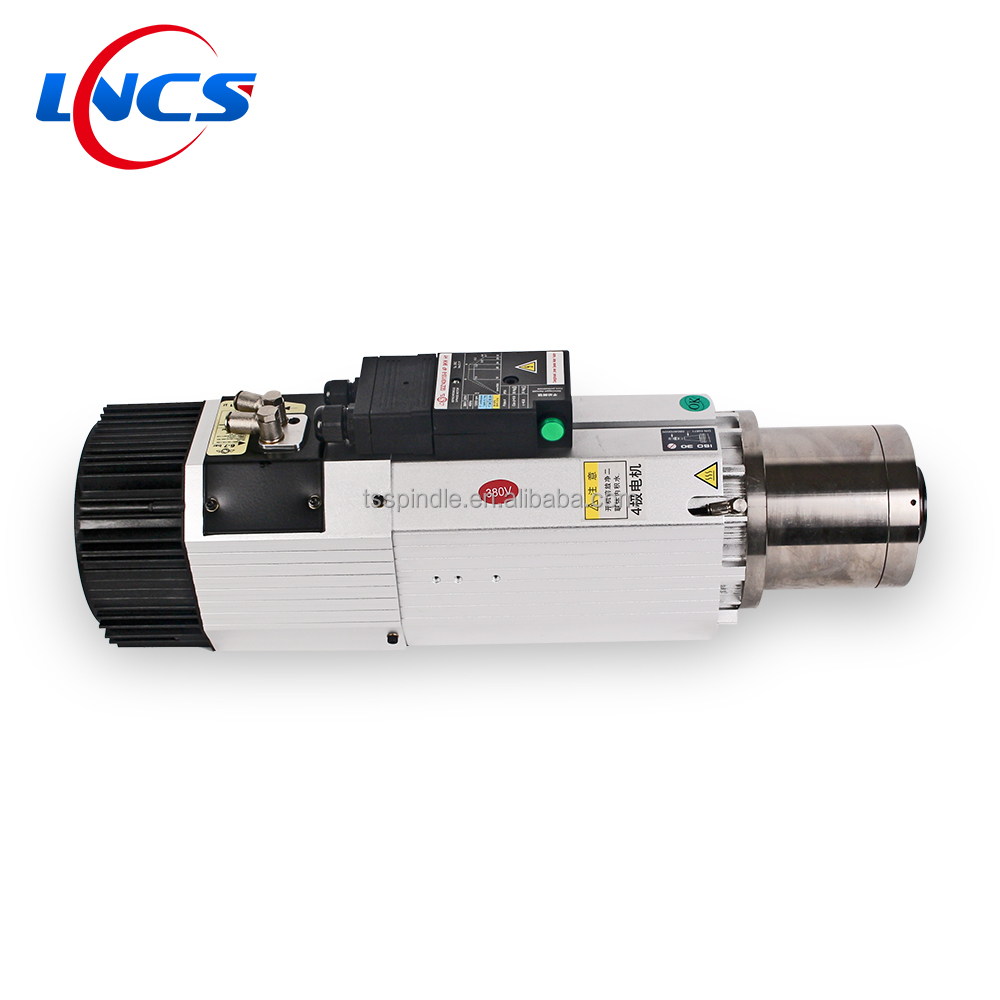 cnc spindle motor air cooled 9kw ATC spindle for cnc router