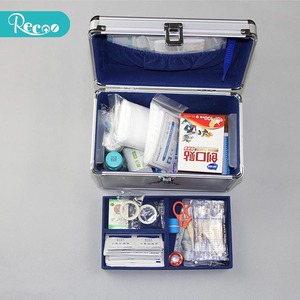Family medical series aluminum alloy first aid kit