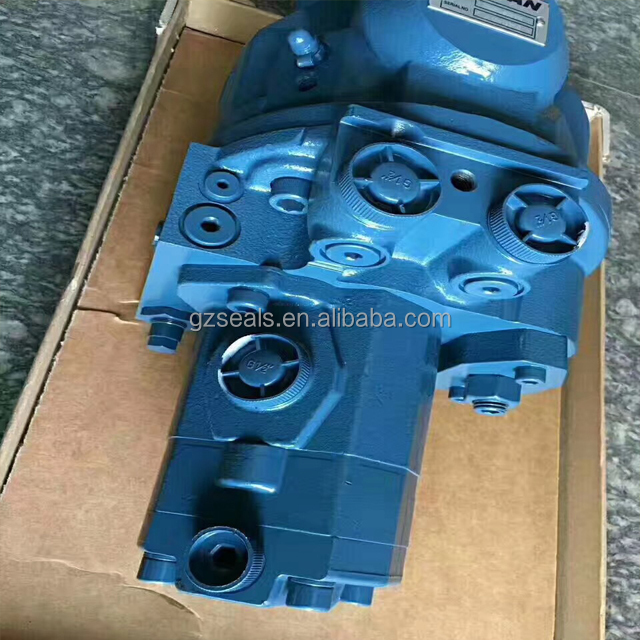 AP2D25 Daewoo DH55 Doosan DX55 Hyundai R55 Excavator Hydraulic Pump