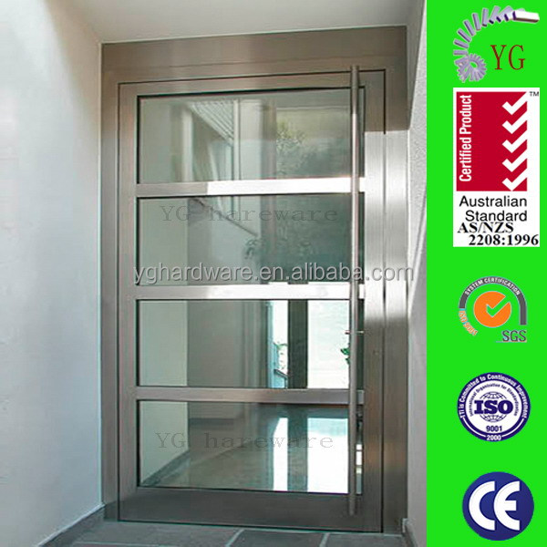 Glass door with stainless steel frame view glass door with glass door with stainless steel frame planetlyrics Gallery