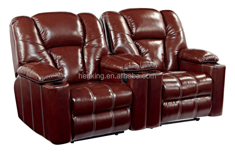Home Theatre Seat Cinema Chairs (WH901)