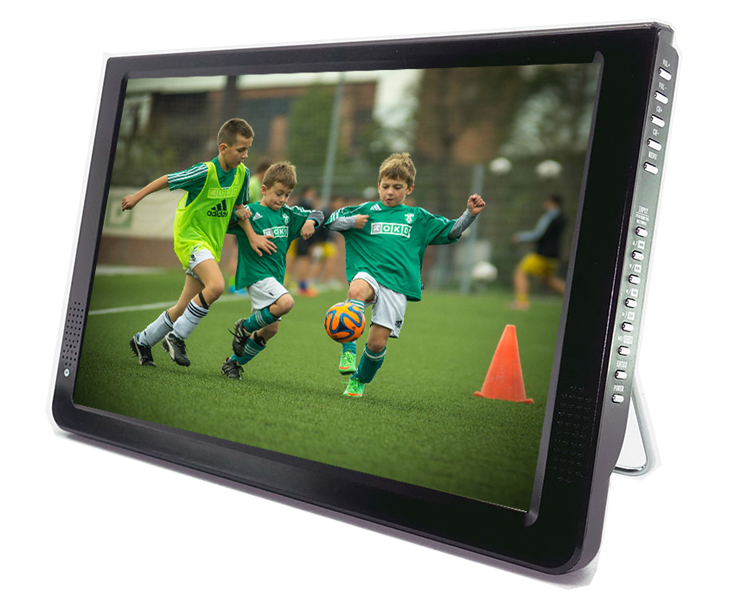 12 นิ้ว Portable Digital Car LCD TV Analog