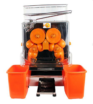 All Stainless Steel Material Automatic Citrus Orange Juicer