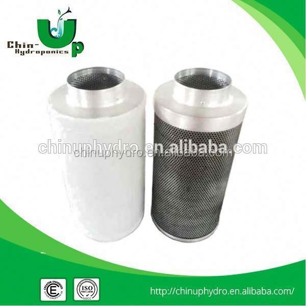 Active Carbon Inline Fan Filter/ Grow Room Active Carbon Air ...
