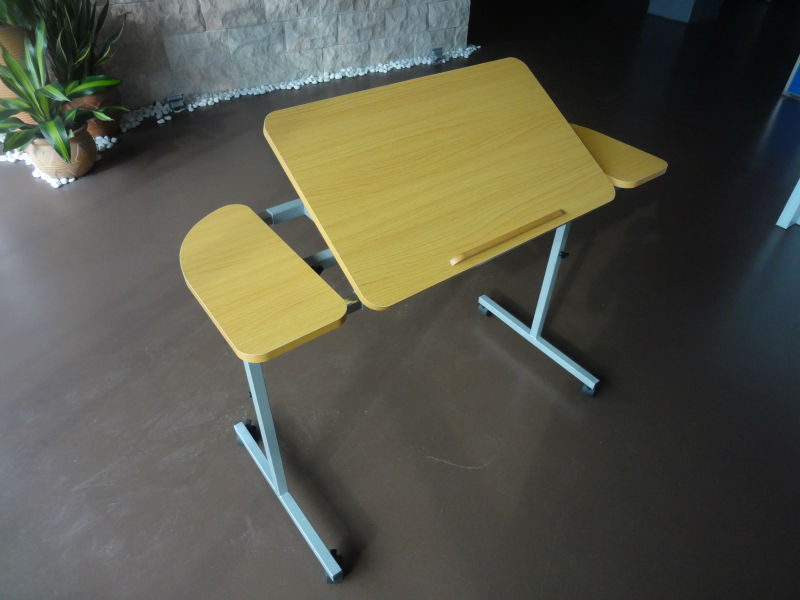 Tafel Over Bed : Verstelbare kantelbare boven het bed en over stoel tafel buy