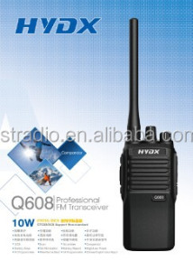 HYDX Q608 Short Wave Trunking Radio Sets