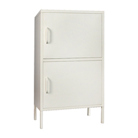 cheap price South Korea metal steel living room storage cabinet for saving space