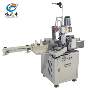 Factory price 2.0T / 3.0T full-automatic single head cable wire cutting &stripping &terminal crimping machine