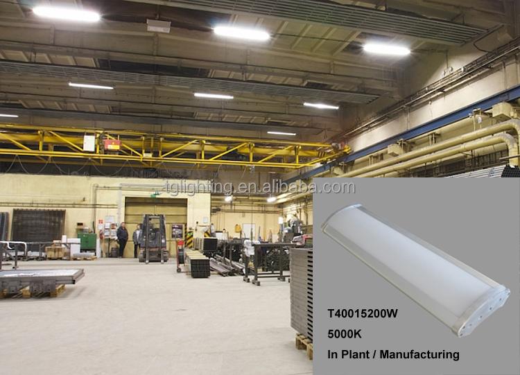 T5 T8 Fluorescent High Bay Lighting Fixture Replacement,New Linear ...