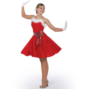 Factory Hot Sale Christmas Dance Costumes