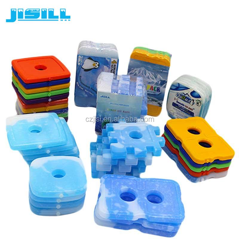 Fit & Verse Cool Cooler Slanke Gel Ice Pack Vriezer voor Koeltas in lunchbox voor bevroren voedsel
