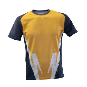 Custom Sublimation Print T-shirt 100% Polyester Design Pattern