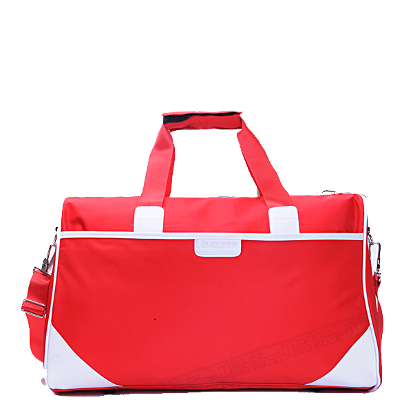 fd4a0399f69 Custom High quality nylon large size sports travel tennis duffel bag for  women