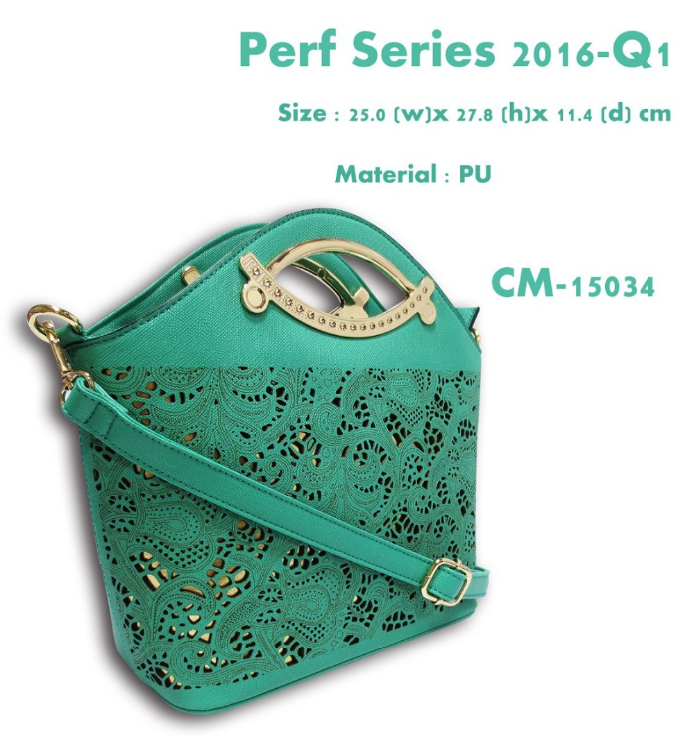 Perf Series Satchel Bag