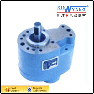 Hydraulic Oil Operation Iron Body Mini Gear Pump