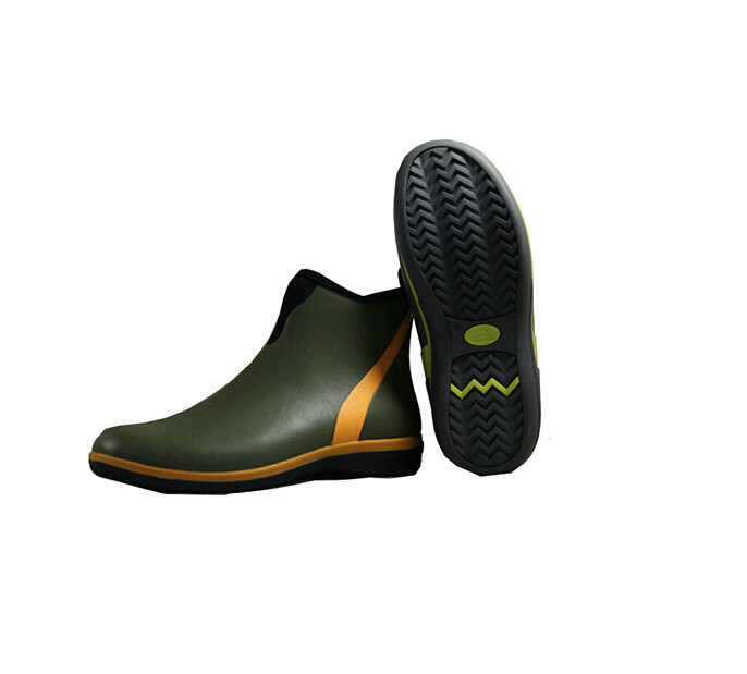 Haif Neoprene Waterproof Shoes,Boots Rain Boots,Men Boots