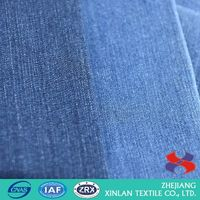 Top selling unique design thick pure cotton denim fabric with many colors