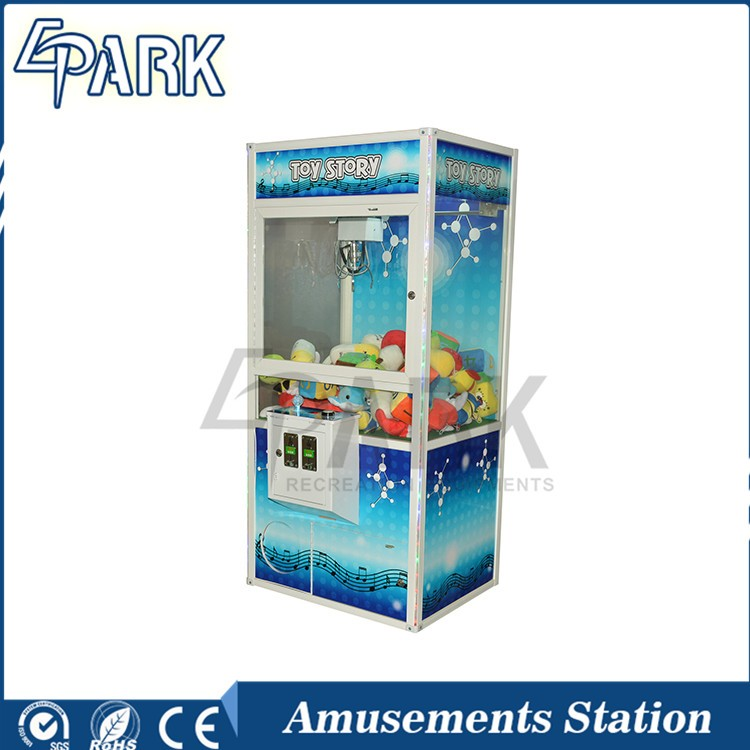 story claw machine
