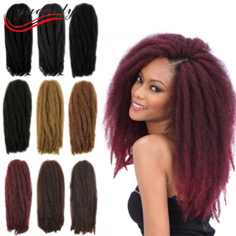 Crochet Hair Length Chart : Box Braiding Crochet Hair Bulk / Synthetic Marley Braids Curly Hair ...