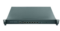 Firewall appiance 1U280A_G41XE 6 Ethernet network Server with ATX Power supply