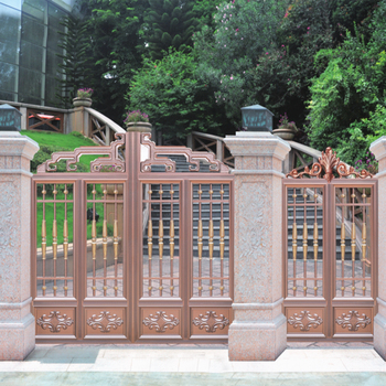 Hs Lh020 Compound Wall Simple Design School Gate Buy School Gate