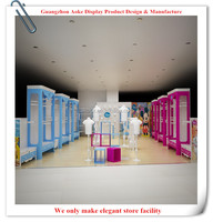 Cute Style Apparel Store Display Equipment/Clothing Racks For Children
