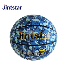 Custom printed PU PVC Laminated basketball ball for practise wholesale