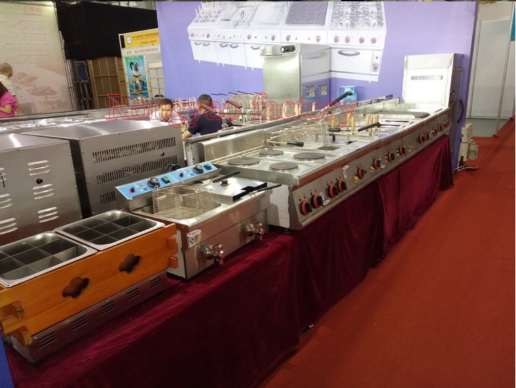 Safety Energy Saving Commercial Gas Oven Electric Salt Baked Chicken Furnace Oven Western Food Equipment