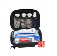 High quality EVA Hard Silkscreen Printed Toiletry Travel Bag at Cheap price