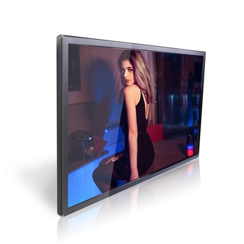 Most selling products indoor digital signage wall mount monitor lcd video player