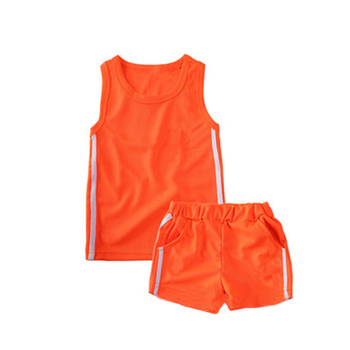 Wholesale Free Size Cool Children Training Clothes