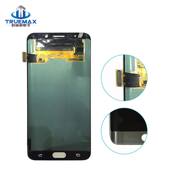 Hot Sale Lcd Touch Screen For Samsung S6 Edge Plus,Display For Samsung  Galaxy S6 Edge Plus - Buy Lcd Touch Screen For Samsung S6 Edge Plus,Screen  For