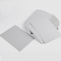 2mm grey paper chipboard mill board gray paper grey book binding board