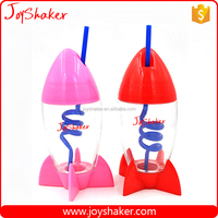 Reliable Factory Sell BPA free Rocket Cups Plastic Drinking - Custom PMS Color